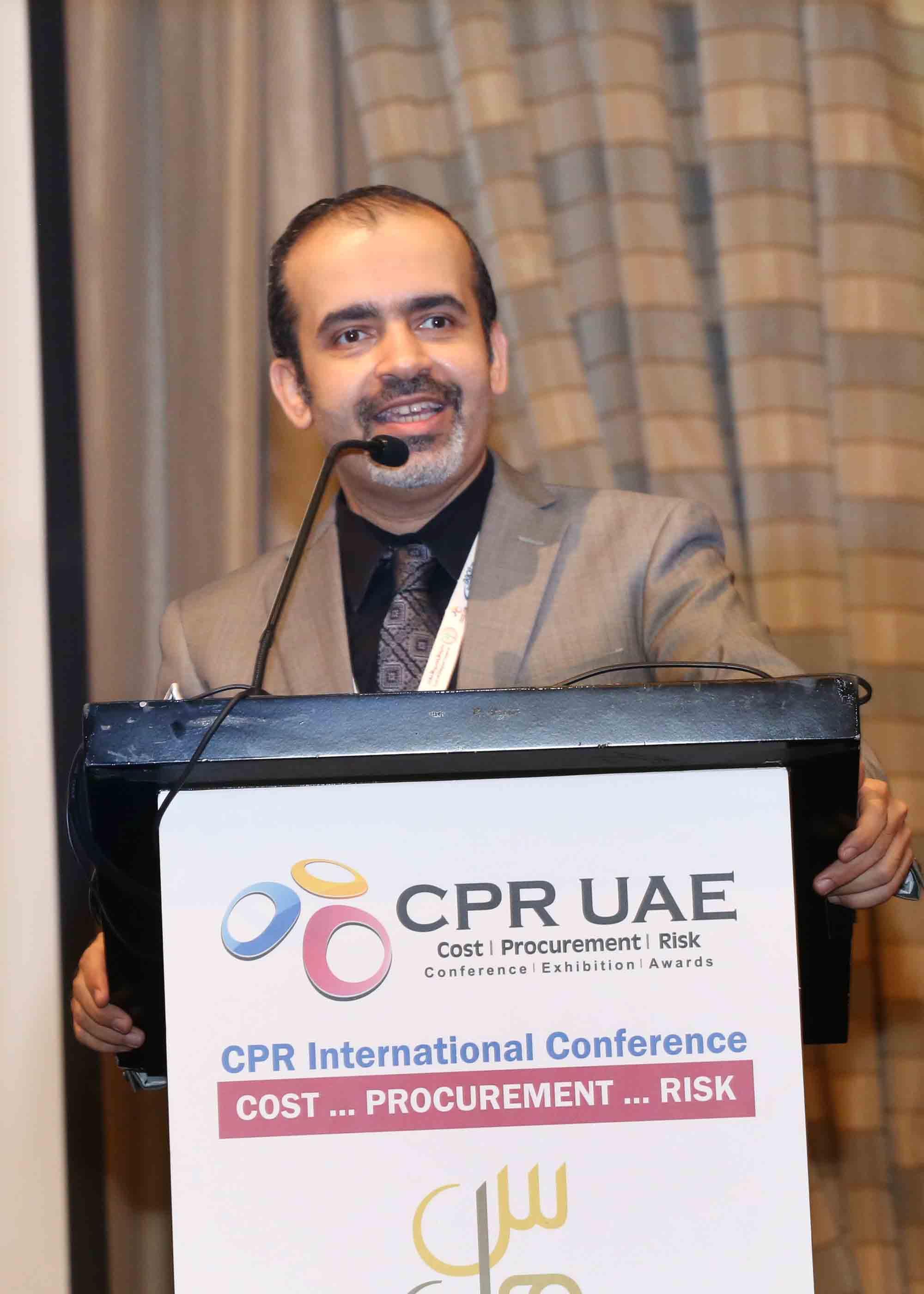CPR UAE - International Cost, Procurement, Risk in Engineering Sector